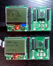 CC2650 development board Zigbee development board CC2650EM (with liquid crystal) стоимость