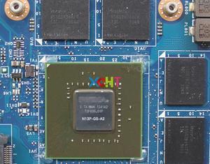 Image 4 - Dla Dell XPS 15 L521X CN 0M0YWH 0M0YWH M0YWH i7 3540M N13P GS A2 płyta główna płyta główna laptopa płyty głównej płyta główna przetestowane i działa idealne