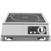 Commercial Cooking Induction Cooker Household High Power Large Firepower Stir fried Electromagnetic Stove Machine DCL SM ZG 50B