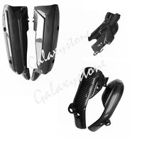 for 2009 2014 Yamaha R1 Exhaust Heat Shield Cover & Heat Shield Panel Fairing & Exhaust Pipe Cover