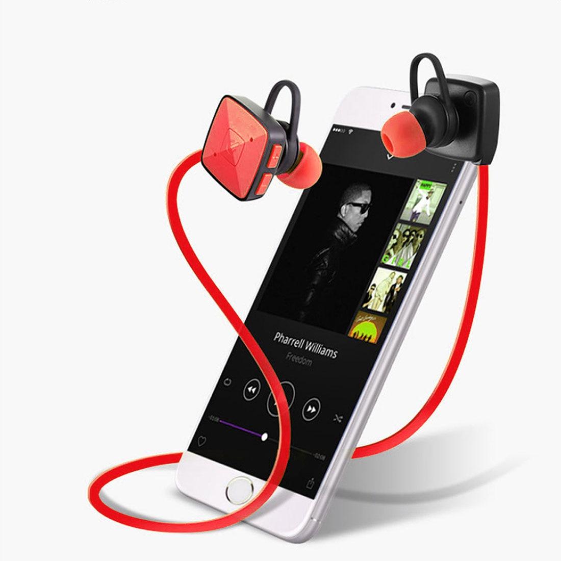 Bluetooth Earphone Headset Waterproof Sports 4 2 With