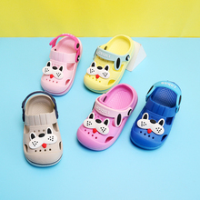 Kids Summer Slipper Toddler Baby Boys Girls Cute Beach Sandals Meisjes Children Slippers For Flip Home Shoes