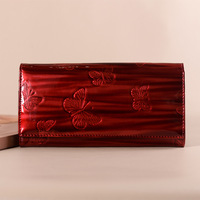 Womens Wallets Genuine Leather Alligator Wallet Luxury Brand Hasp Lady Coin Purse Design Clutch Bag Card