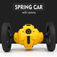 2.4G RC Bounce Car with WIfi 2.0MP camera HD LED Night Lights Car Kids Toys Birthday Gifts 805