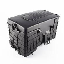 SCJYRXS автомобиля Батарея обшивка Пылезащитный чехол Защиты держатель Box 1KD915443 1KD915335 1KD915336 для A3 Passat B6 Гольф MK5 MK6