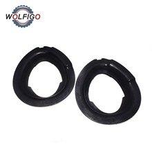 Wolfigo для Нижняя передняя подвеска пружинная подкладка 31331096664 BMW 3 5 6 Z4 E46 E39 E60 E61 E63 E85 E86 1-33-1-096-664