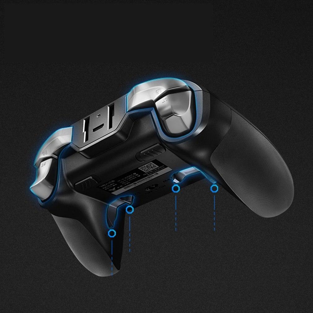 10 шт. в партии 2,4 ГГц беспроводной Bluetooth геймпад контроллер геймпад джойстик с приемником для nintendo для GameCube - 2