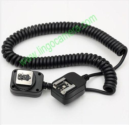 FL-CB05 Off Camera Hot shoe Flash Extension Cord 3M for Olympus Flash TTL