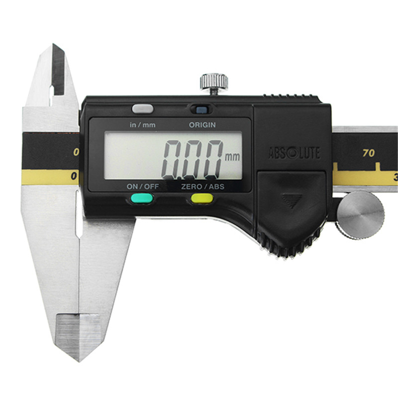 цена на Digital Caliper 6-Inch 0-150mm 0.01mm Stainless Steel Electronic Vernier Calipers Micrometer Measuring New