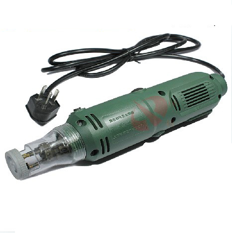 Enameled wire line electric scraping paint machine peeling lacquer tools, grinding paint clear ,scraper copper line cable-in Electric Screwdrivers from Tools    1