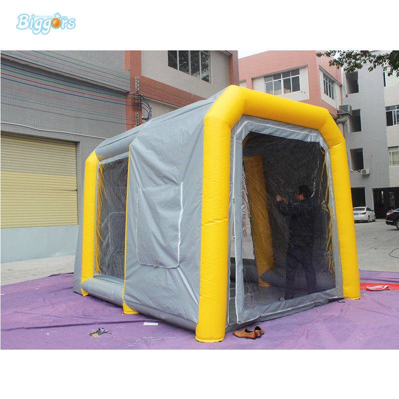 Outdoor Hot Selling Car Spray Booth Car Hot Selling Car Paint Spray Booth For Sale hot selling 100