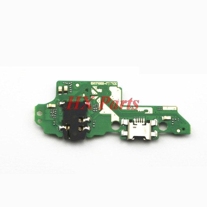 US $21 2 |10 PCS USB Charging Port With IC Flex Cable For Huawei Honor 7X  USB Charger Plug Dock Connector Replacement Parts-in Mobile Phone Flex