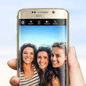 Image 5 - هاتف سامسونج جالاكسي S6 G920F/S6 Edge G925F الأصلي بذاكرة وصول عشوائي 3 جيجابايت وذاكرة قراءة فقط 32 جيجابايت ومعالج ثماني النواة وخاصية التطور طويل الأمد 16 ميجابكسل وشاشة 5.1 بوصات ونظام تشغيل أندرويد