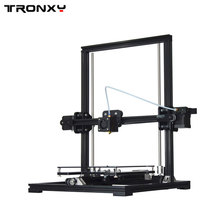 Cool!Tronxy Desktop 3d Printer X3 Aluminium Printer Large Professional Extruder Diy Kit Software Language For Laptop Desktop