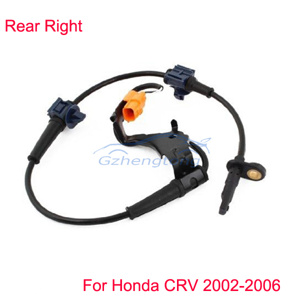 Rear Right ABS Wheel Speed Sensor For Honda CR-V 2002-2006 Anti Lock Braking System 57470-S9A-013 57470-S9A-003 57470S9A003