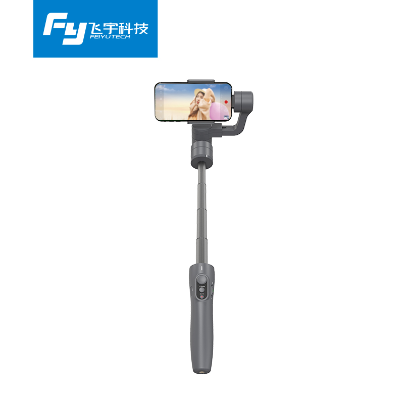 Feiyu Vimble 2 Vimble2 Smartphone 3-Axis Handheld Gimbal Mobile Phone Stabilizer PTZ for iPhoneX Gopro Xiaomi VS Zhiyun Smooth Q feiyu vimble c 3 axis handheld gimbal portable smartphone stabilizer for i phone 6 7 vertical shooting pk zhiyun smooth q