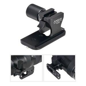 Image 4 - Traitement rapide de la plaque dobjectif de Type arca swiss en métal NF 200 Andoer CNC pour objectif Nikon 70 200mm f/2.8 VR et VRII