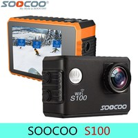 Original SOOCOO S100 30M Waterproof Wifi Sport Action Camera 2 0 Inch Touch Screen 4K HD
