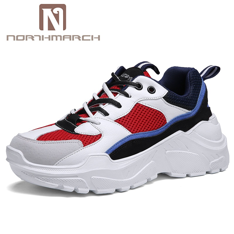 NORTHMARCH Designer Sneakers Men Shoes Breathable Casual Shoes For Men Fashion Mens Trainers Shoes Footwear Calzado De Hombre