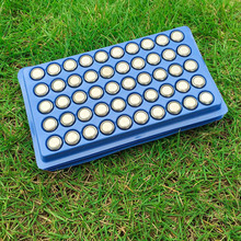 OOLAPR 100PCS AG13 357A A76 303 LR44 SR44SW SP76 L1154 RW82 RW42 High volume Button Cell Battery Long Lasting watch toys