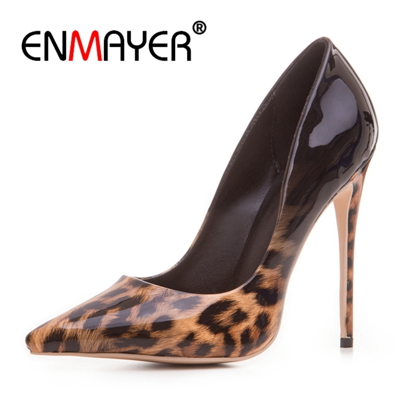 Enmayer  Pointed Toe  Casual  Thin Heels  Slip-On  Womens Shoes  Ladies Shoes  Tacones Mujer  Size 34-43 ZYL2449Enmayer  Pointed Toe  Casual  Thin Heels  Slip-On  Womens Shoes  Ladies Shoes  Tacones Mujer  Size 34-43 ZYL2449
