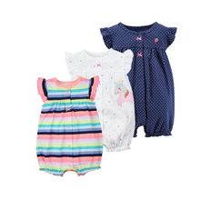 65dda6a2f 2018 orangemom baby girl clothes one-pieces jumpsuits baby clothing ,cotton  short romper infant girl clothes roupas menina