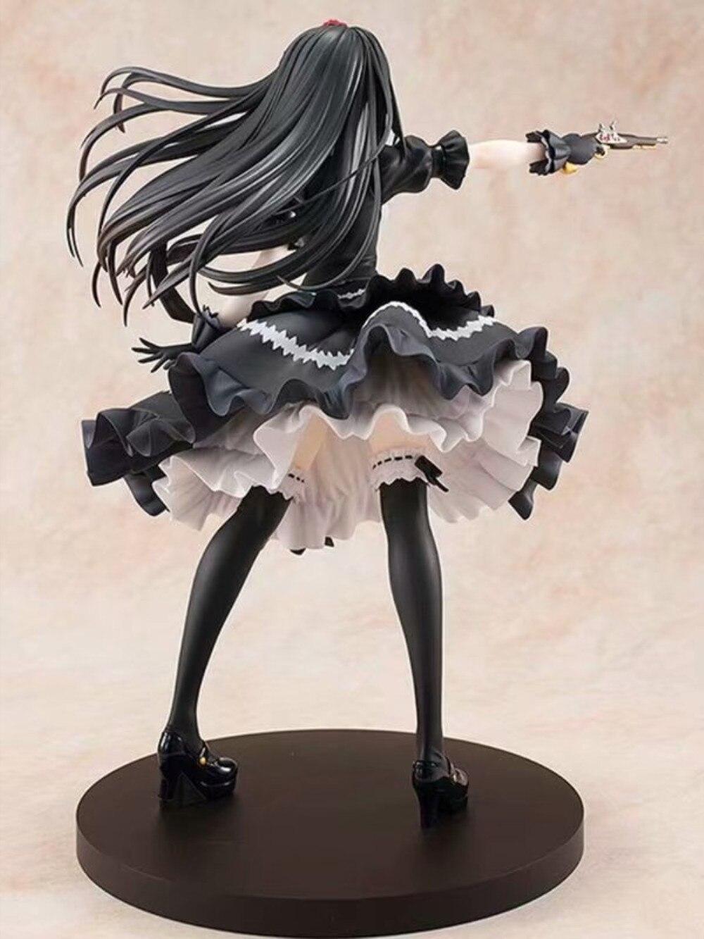 Anime Date A Live Nightmare Tokisaki Kurumi Action Figure Fantasia 30th Anniversary Figurine PVC Model Doll Girl Gift Toys PM 2