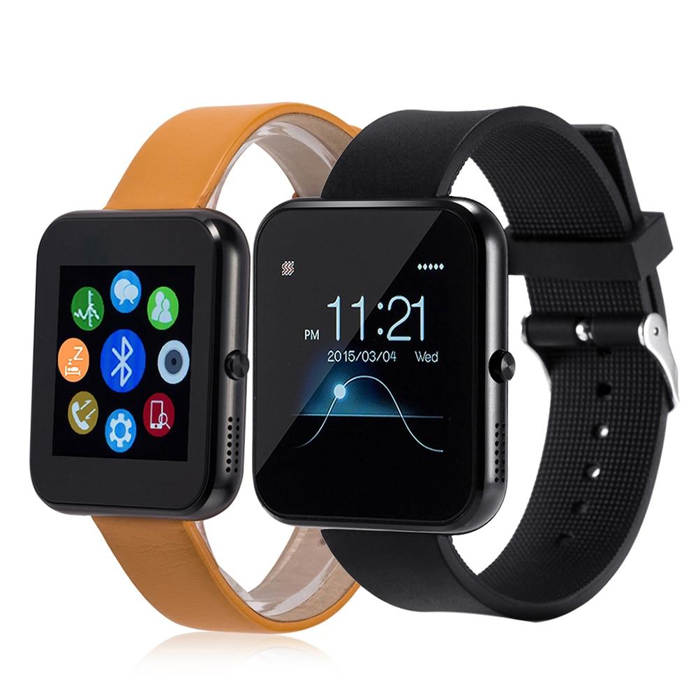 LEMFO LF09 Bluetooth Smart Watch MTK2502 Wrist Smartwatch APK Apple IOS Samsung Android Smartphone Men Women Wristwatch - 3C Brand Mall store