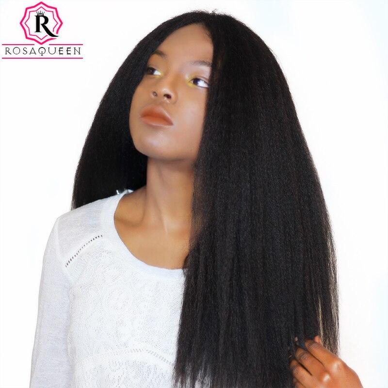 Странный прямые волосы бразильский пучки волос плетение грубой яки 100% человеческих волос Связки Rosa queen Hair продукты Реми расширения