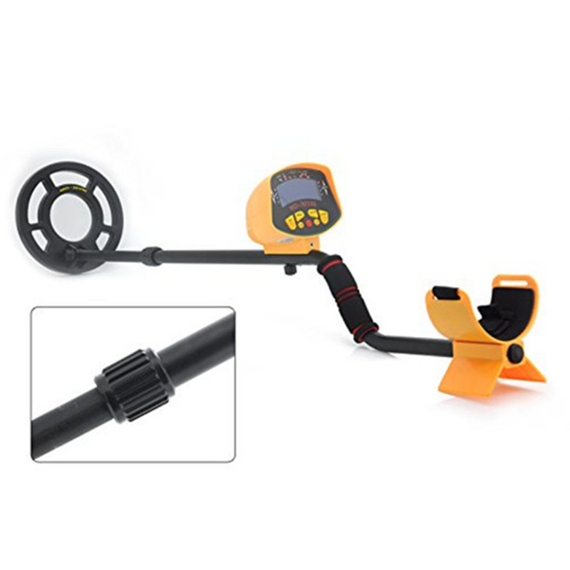 Cheap Price Hot MD-3010II Underground Metal Detector Gold Digger Treasure Hunter MD3010II Ground Metal Detector Treasure Seeker  цены