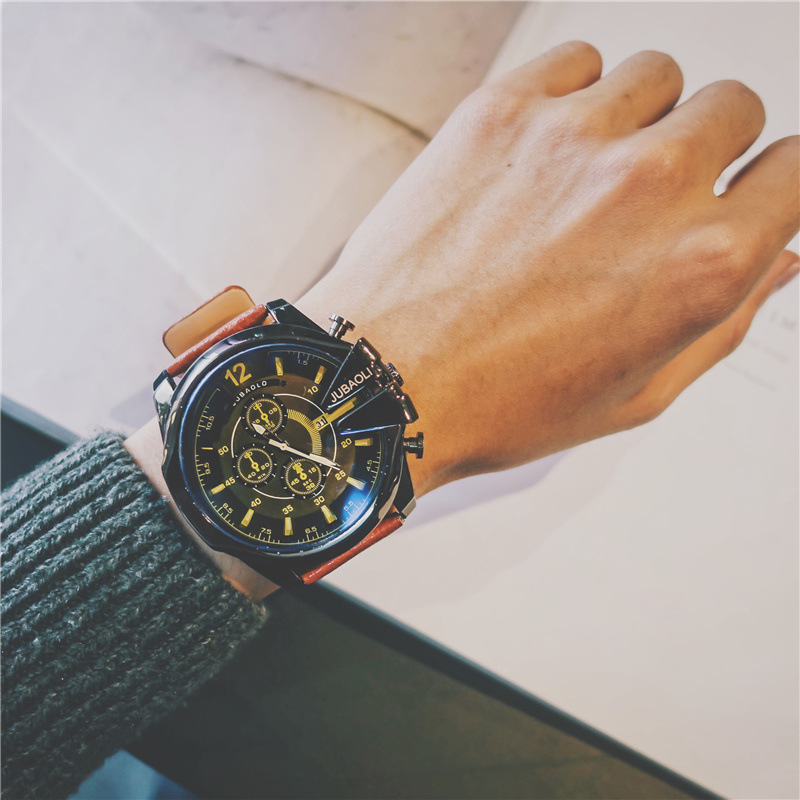 Watch Men's Trendy Brand Special Forces Waterproof Fashion Section 2018 New Large Dial Watch Super Watch Overbearing Couple Gift