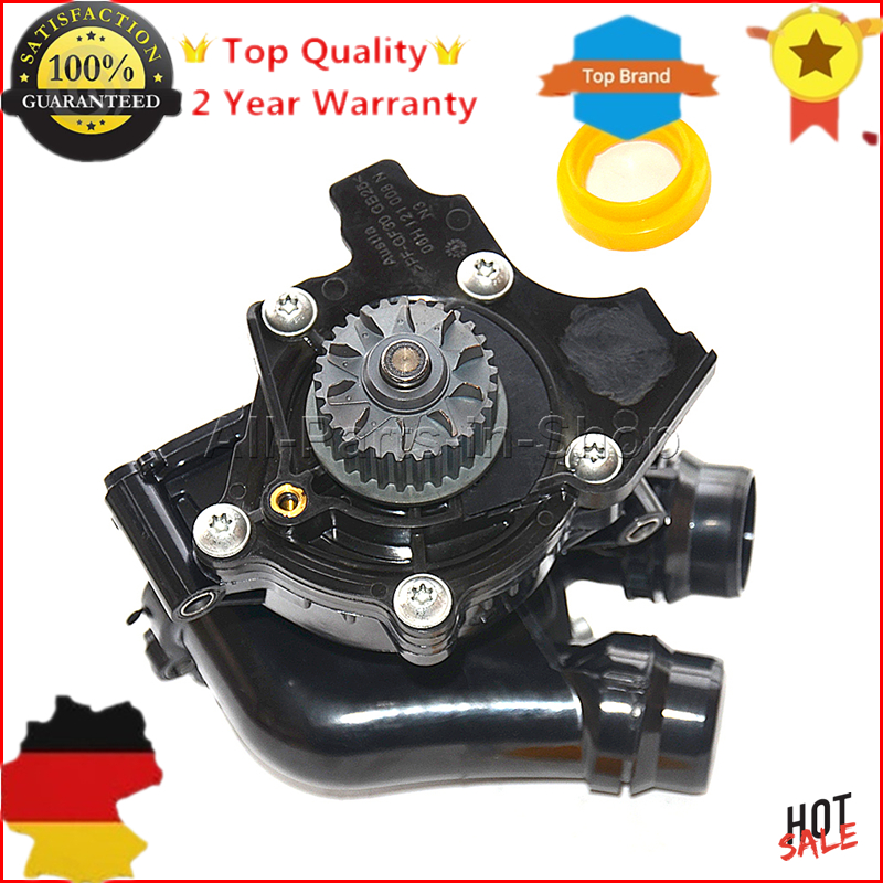 New Engine Cooling Water Pump Assembly For Audi A3 TT A5 A4 Q5 A8 A6 Q3, For Seat Leon EXEO Alhambra Skoda Superb 1.8T 2.0T mutoh vj 1604w rj 900c water based pump capping assembly solvent printers