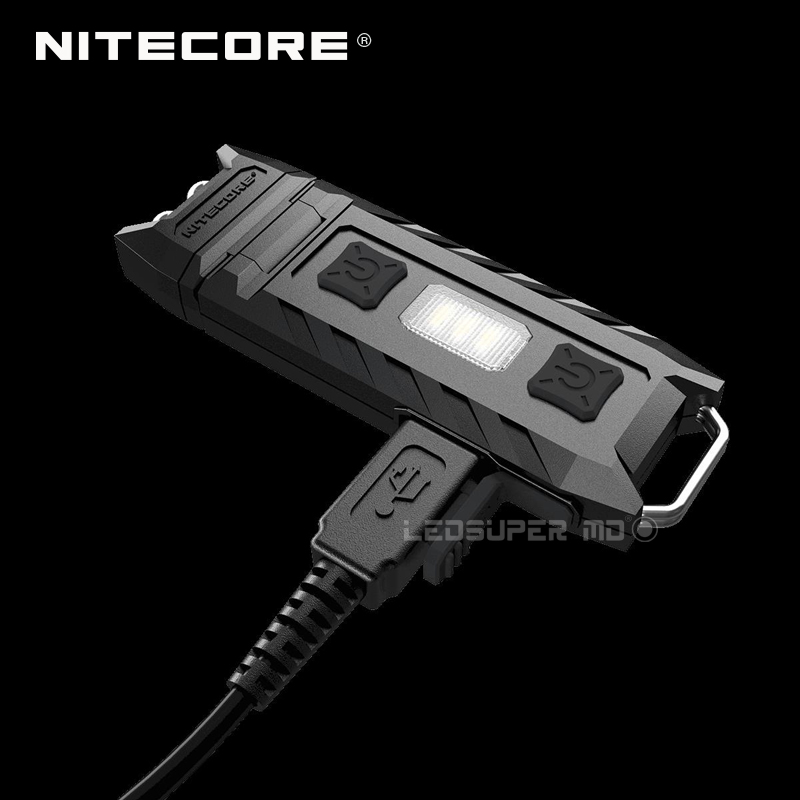 1 Pc Beste Preis Nitecore Daumen 120 Grad Tilt Usb Aufladbare Arbeit Licht