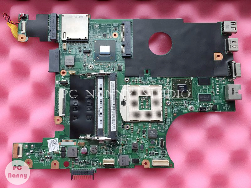 NOKOTION Laptop Main-Board N4050 Inspiron Dell DDR3 6470M for 7nmc8/hm67 W/hd 1GB 14