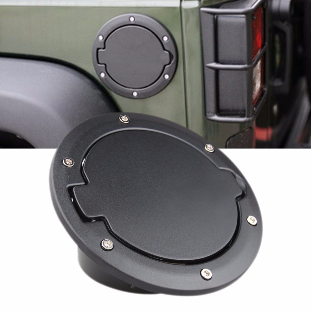 Car Styling Accessories Tank Gas Regular Locking Fuel Cap Power Oil Cap Oil Fuel  Filter Tank Cap Cover for Jeep Wrangler 07 17-in Tank Covers from ...
