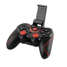 Nova X3 Gamepad Game Pad Controlador de Jogo Sem Fio Bluetooth para Smartphones Android Windows Tablet PC TV Box