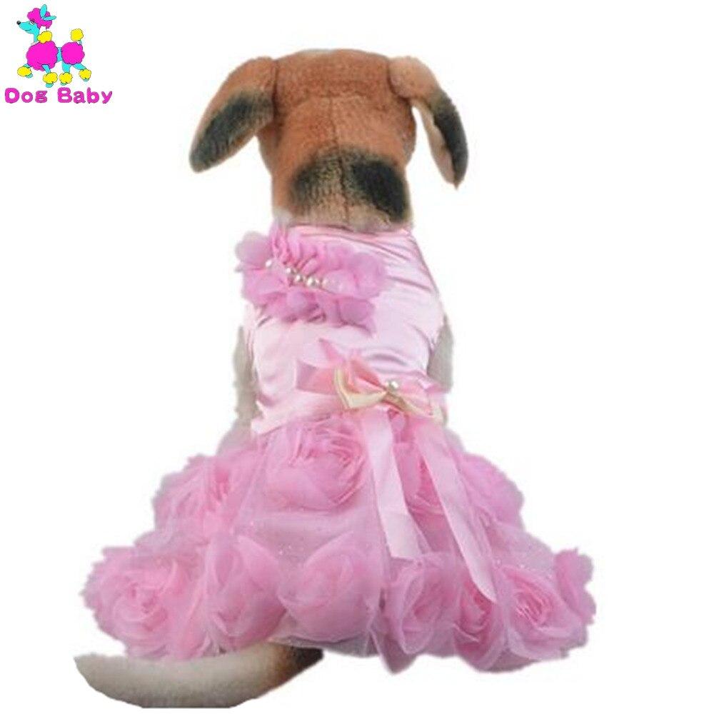 ヾ(^▽^)ノDOGBABY perro gato vestidos Primavera Verano ropa de ...