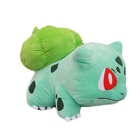 Big Size 55 CM Plush Toy Squirtle Bulbasaur Charmander Toy Sleeping Pillow Doll For Kid Birthday Boys Girls Gifts Pikachu Anime