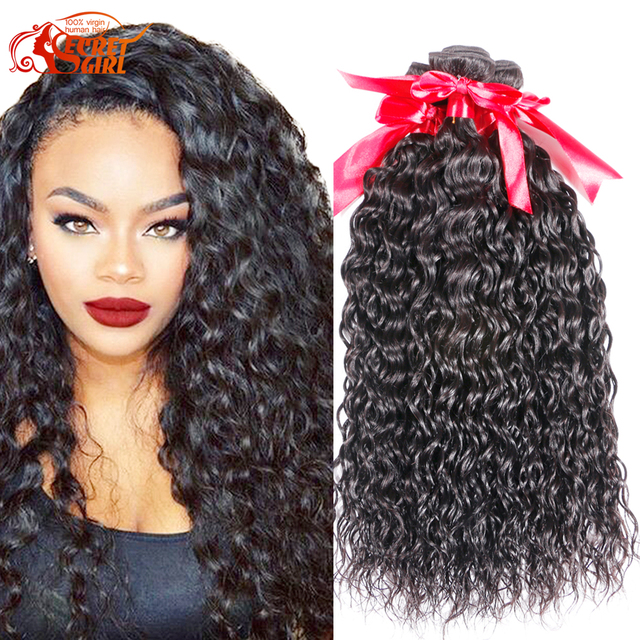New Beauty Brazilian Spanish Wave Virgin Hair Extension 3pcs Grade 7a Unprocessed Human
