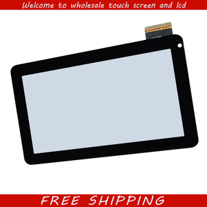 For New Acer Iconia Tab B1-720 B1-721 B1 720 B1 721 Replacement Touch Screen Panel Digitizer Glass 7-inch Black Free Shipping(China)