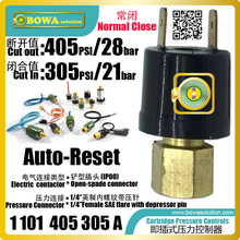 Pressure-Switches R407c Cartridge Heat-Pump Ensure Water-Chillers ON Used-In Or High-Safety-Pressure