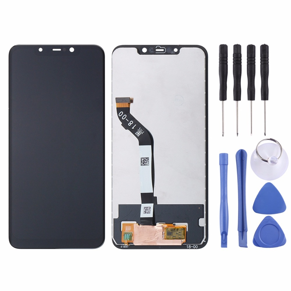LCD Screen and Digitizer Full Assembly for Xiaomi Pocophone F1LCD Screen and Digitizer Full Assembly for Xiaomi Pocophone F1