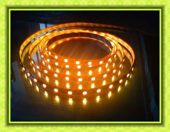 LED strip flexible, SMD3528  600leds IP20 Non-waterproof