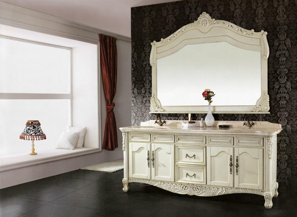 Antique Bathroom Cabinet Classic Design Bathroom Vanity