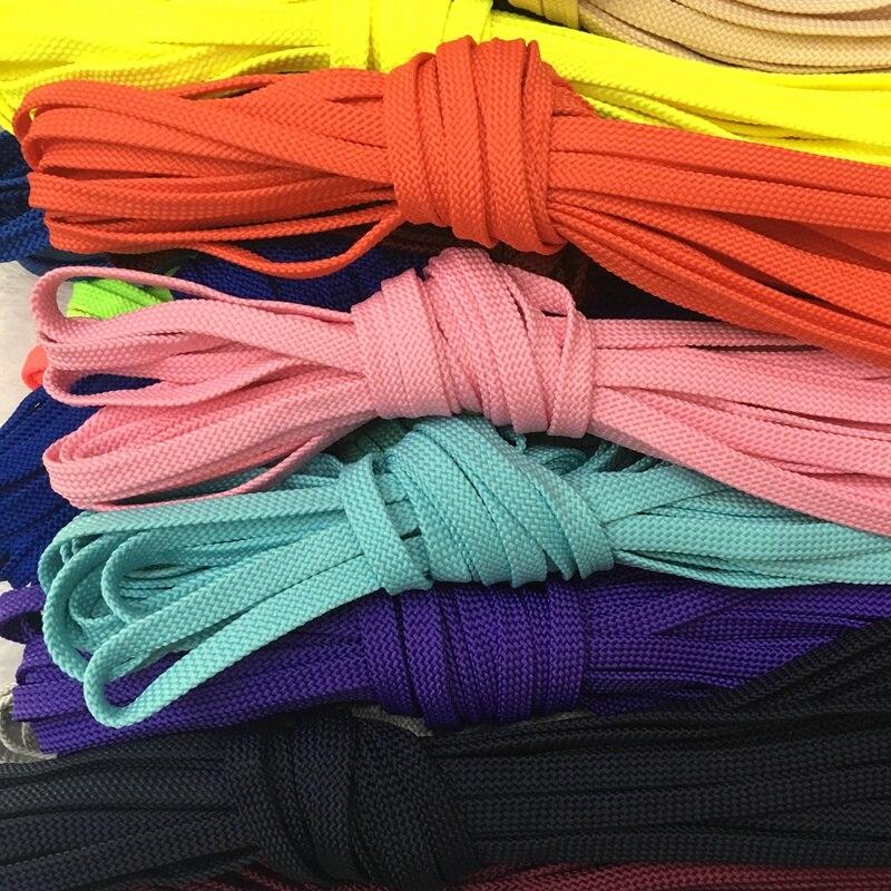 28 Colors Shoelace A Pair Of Classic Flat Double Hollow Woven Laces 100CM / 120CM / 140CM / 160CM Sports Casual Laces SB-1