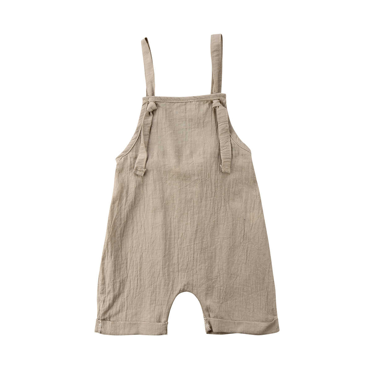 dbc5a0cb663a Detail Feedback Questions about Summer Toddler Kids Boy Girl Bib Pants Romper  Jumpsuit Playsuit Outfits Fit For 0 3T on Aliexpress.com