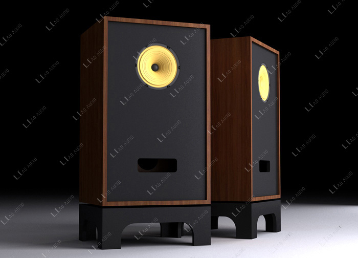 FE8 8 inch full range floor standing speaker good quality vacuum tube amplifier speaker not include speaker box(sale speakers)
