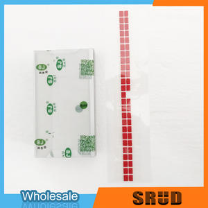 50 Pcs/Lot 200um For SJ Production Laminating OCA Glue For Sony Xperia C3 C4 D2533