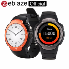 Zeblaze Blitz Smart Watch Phone support Android 5.1 MTK6580 512+4G SIM card Wifi bluetooth GPS smartwatch for IOS&Android phone