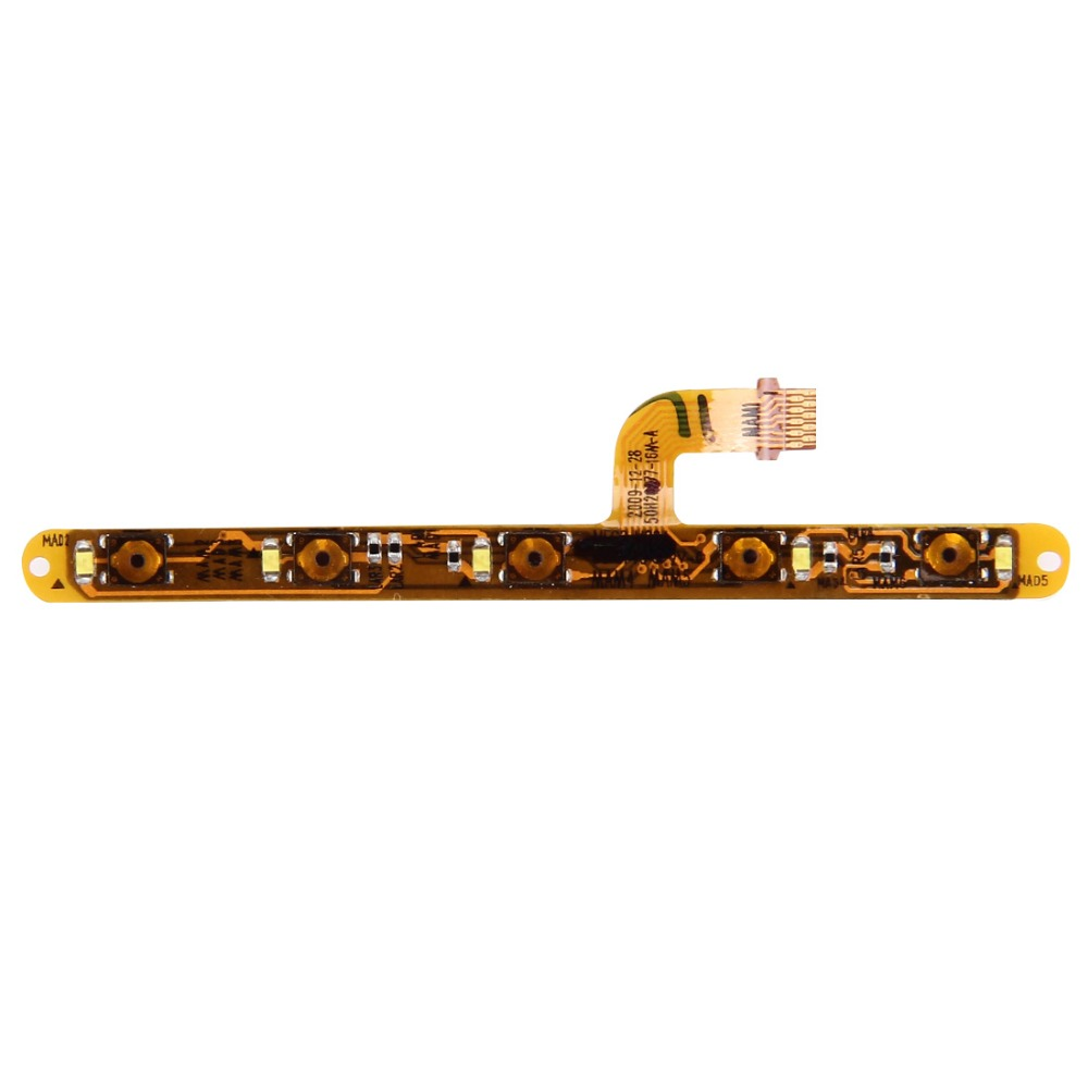 Control Keys Flex Cable Replacement For HTC HD2